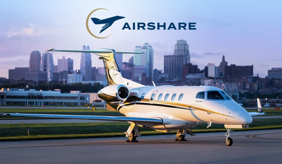 Executive AirShare Announces Rebrand to Airshare, Unveils New Website
