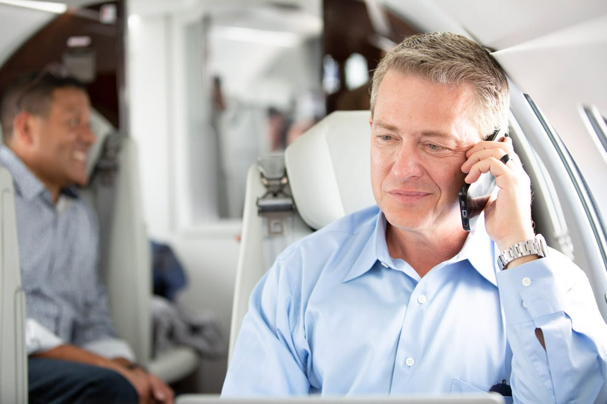 Airshare private jet travel programs offer the most efficient way to fly.