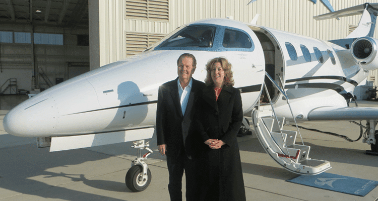 Customers, Pam and Edmund McIlhenny, share what they love about Airshare.
